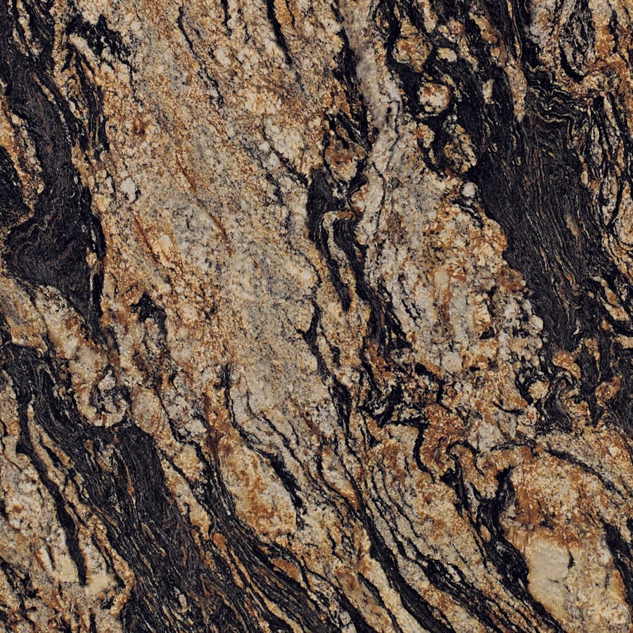 Formica Brand Laminate 180fx; 30-in x 120-in Magma Black Radiance Laminate Kitchen Countertop Sheet