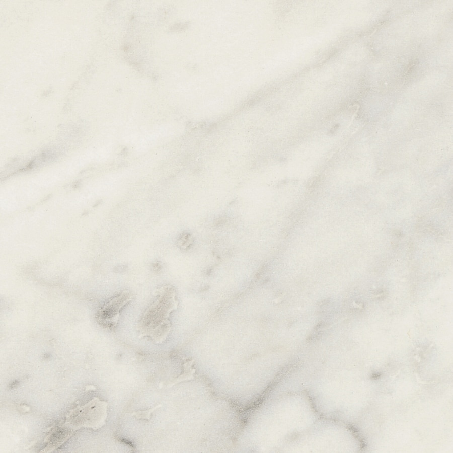 Formica Brand Laminate 30-in x 120-in Carrara Bianco - Etchings Laminate Kitchen Countertop Sheet