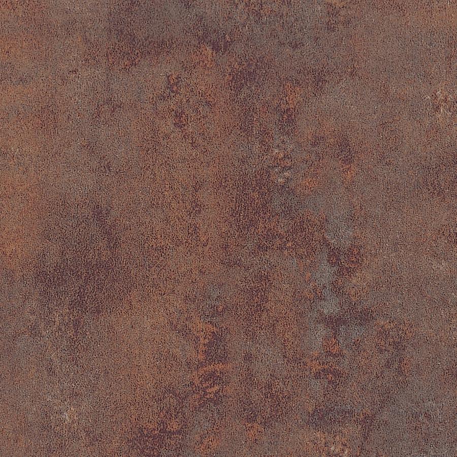 Formica Brand Laminate Patterns 30-in x 120-in Elemental Corten Matte Laminate Kitchen Countertop Sheet