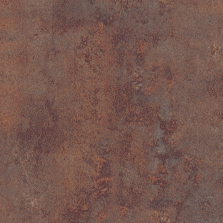 Formica Brand Laminate Patterns 30-in x 144-in Elemental Corten Matte Laminate Kitchen Countertop Sheet