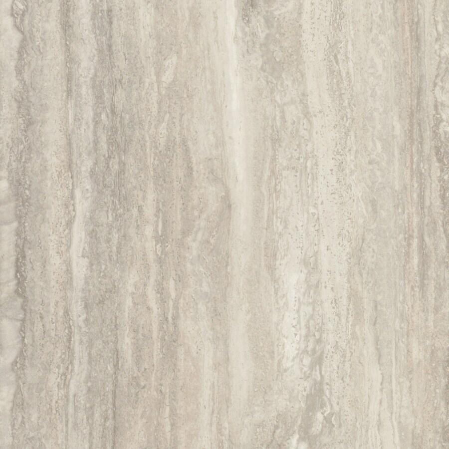 Formica Brand Laminate 180fx; 30-in x 96-in Travertine Silver Scovato Laminate Kitchen Countertop Sheet