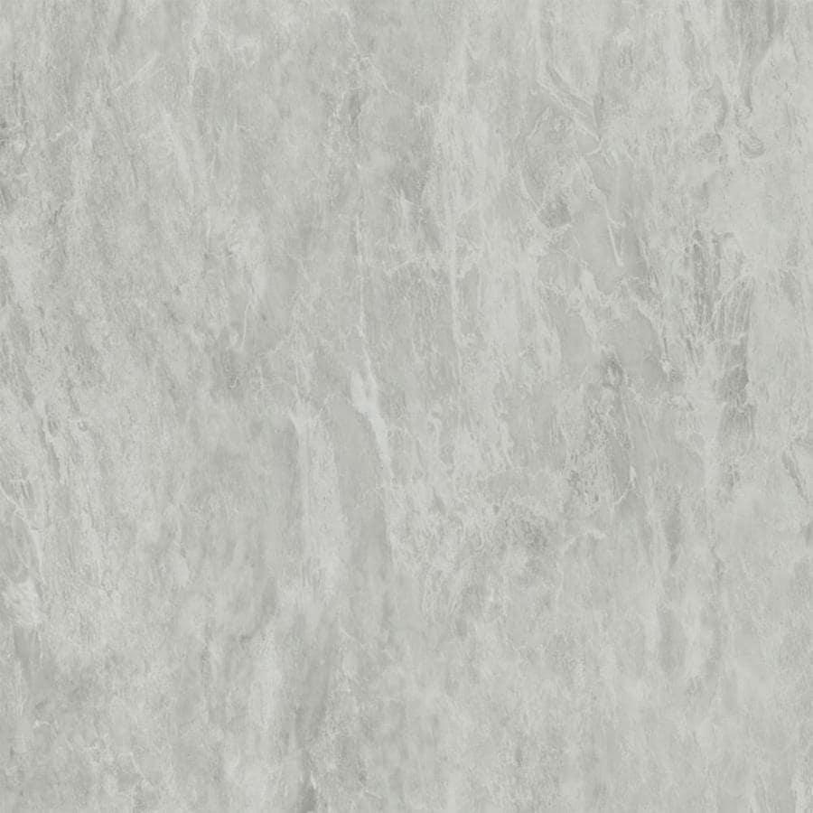 Formica Brand Laminate Premiumfx; 48-in x 96-in White Bardiglio Scovato Laminate Kitchen Countertop Sheet