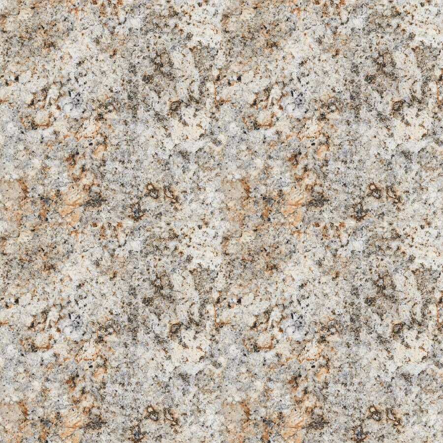 Formica Brand Laminate PREMIUMfx; 60-in x 144-in Geriba Gold Granite Etchings Laminate Kitchen Countertop Sheet