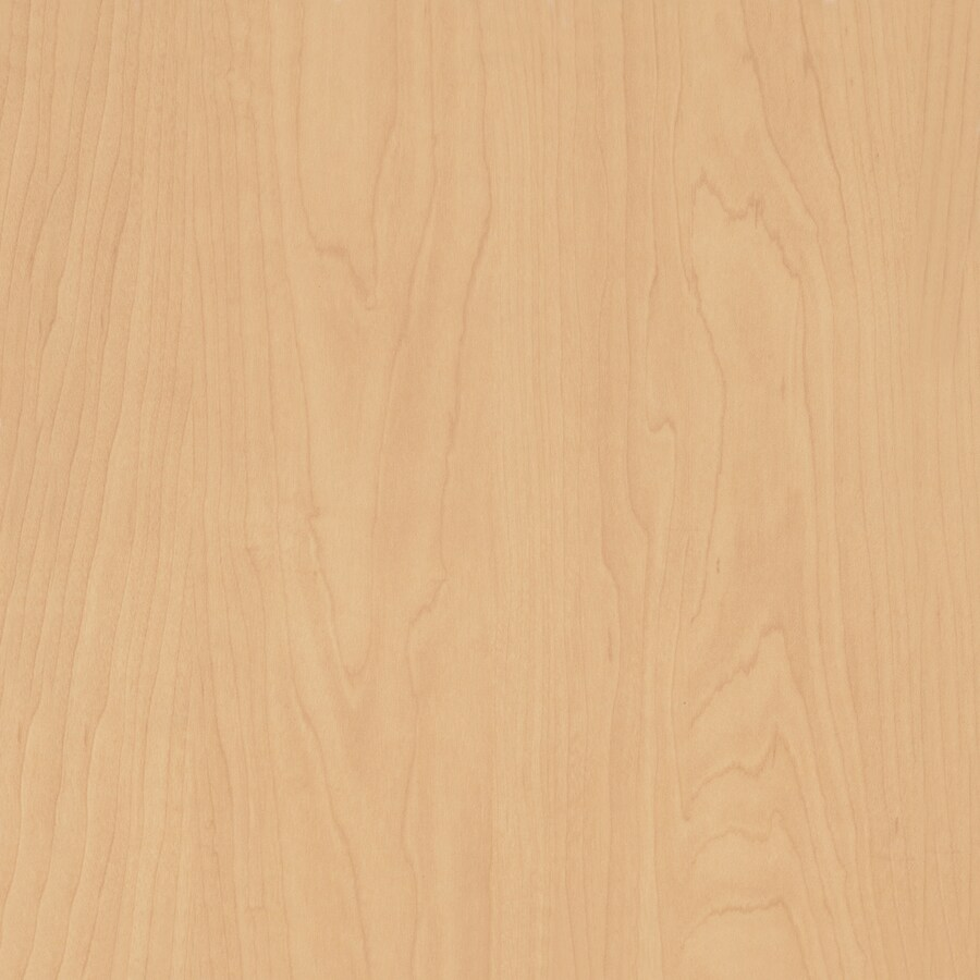 Formica Brand Laminate Woodgrain 30-in x 120-in Amber Maple Matte Laminate Kitchen Countertop Sheet