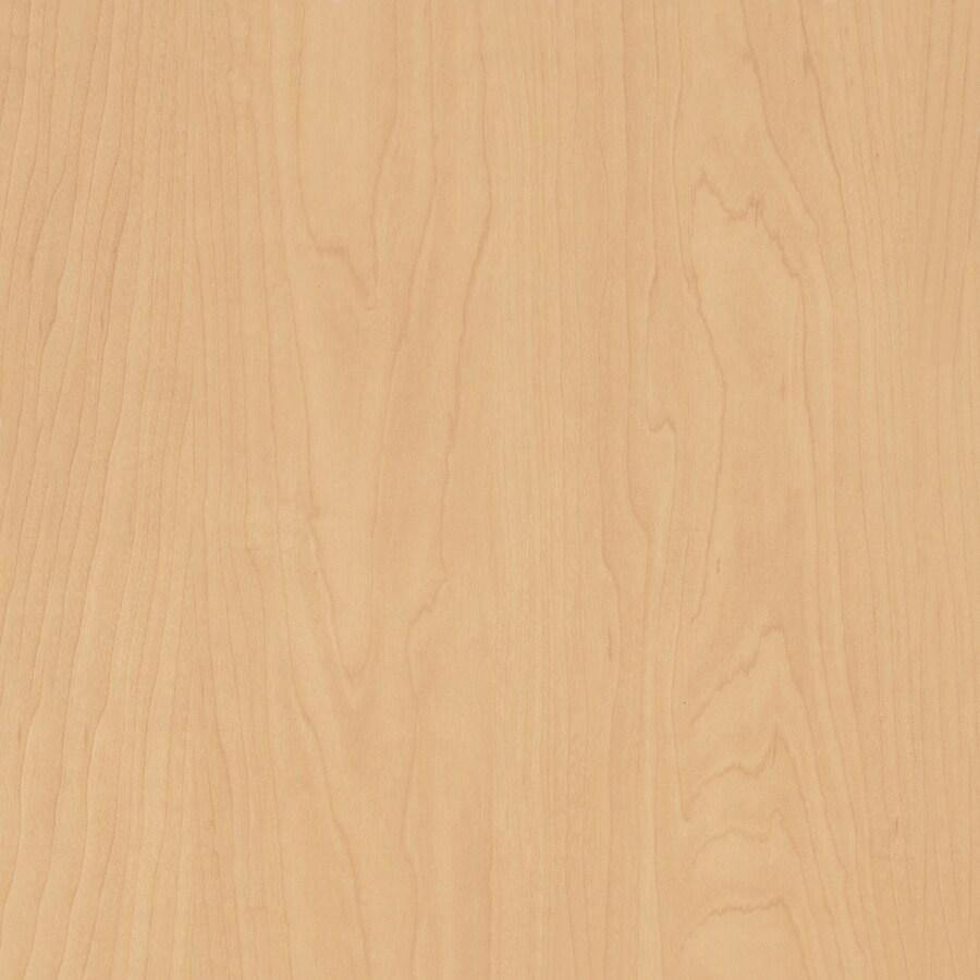 Formica Brand Laminate Woodgrain 30-in x 144-in Amber Maple Matte Laminate Kitchen Countertop Sheet