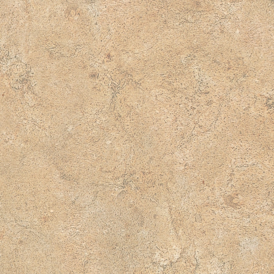 Formica Brand Laminate Patterns 30-in x 120-in Sand Stone Matte Postform Laminate Kitchen Countertop Sheet