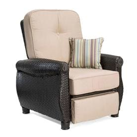 La-Z-Boy Outdoor La-Z-Boy Outdoor Breckenridge Patio Recliner(  sc 1 st  Loweu0027s & Shop Recliners at Lowes.com islam-shia.org
