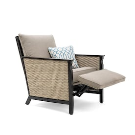 Awe Inspiring La Z Boy Outdoor Recliner Patio Chairs At Lowes Com Spiritservingveterans Wood Chair Design Ideas Spiritservingveteransorg