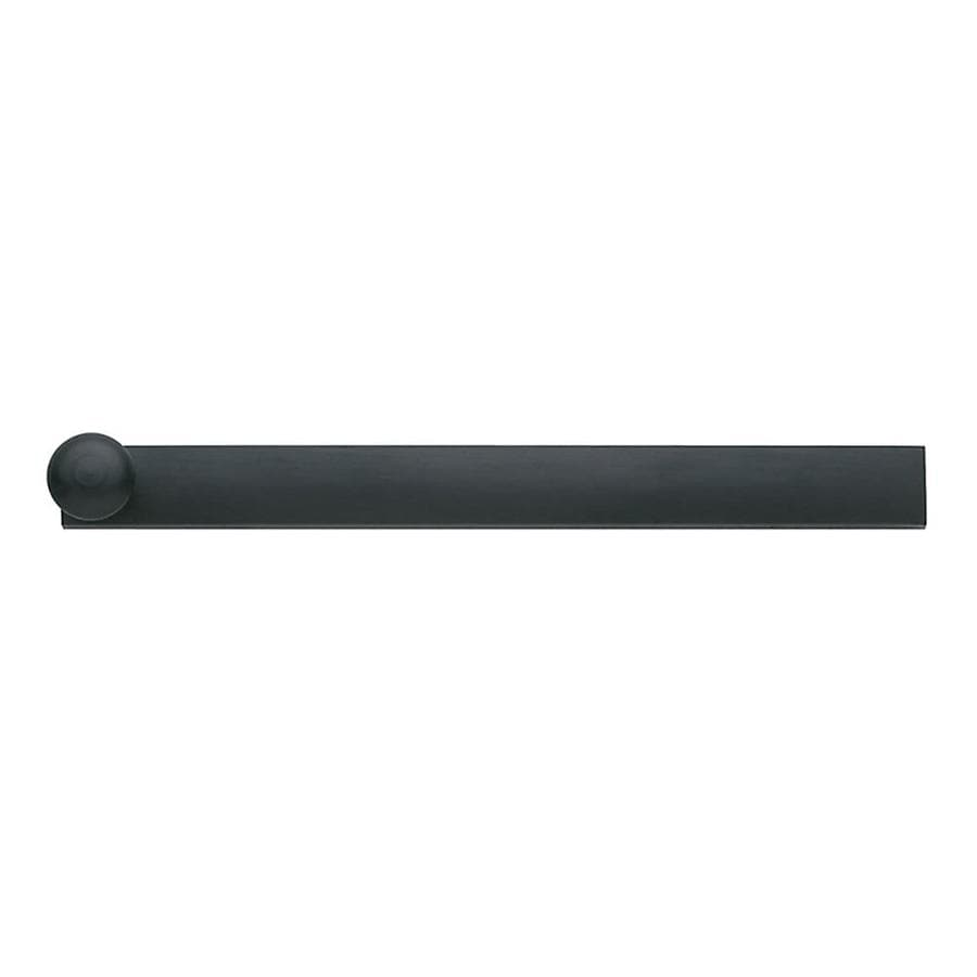 4 Light Duty Surface Bolt in Solid Brass in Oil Rubbed Bronze