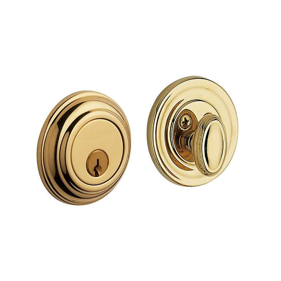 baldwin estate traditional rass deadbolt - Baldwin Door Knobs