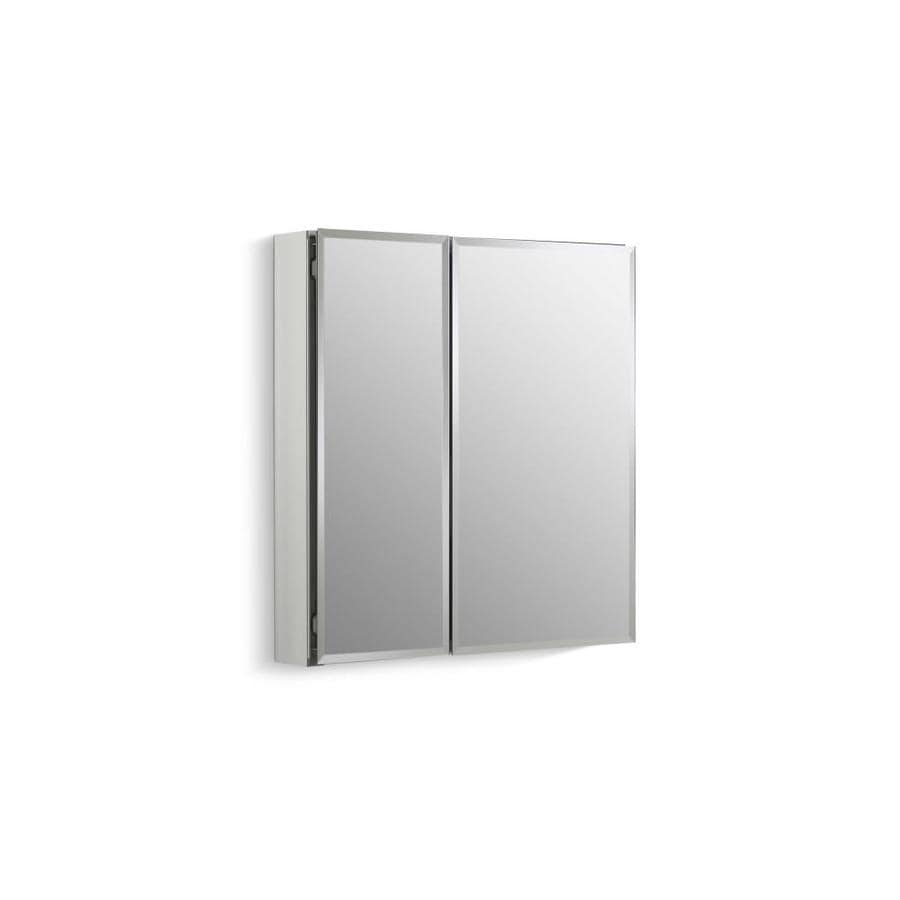 Shop Kohler 25 In X 26 In Rectangle Recessed Mirrored