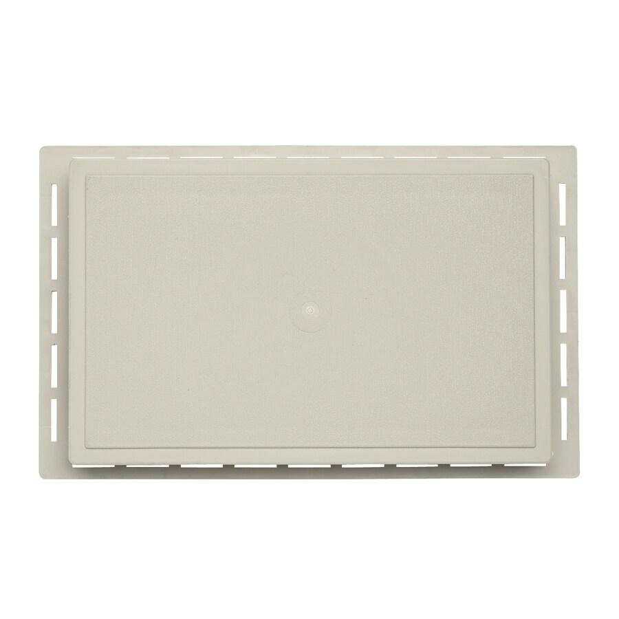 7.875-in x 12.625-in Pearl Vinyl Universal Mounting Block