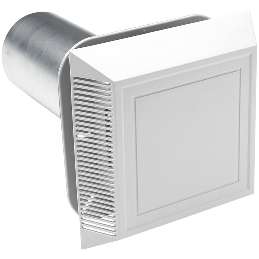 8-in L White Plastic Soffit Vent at Lowes.com