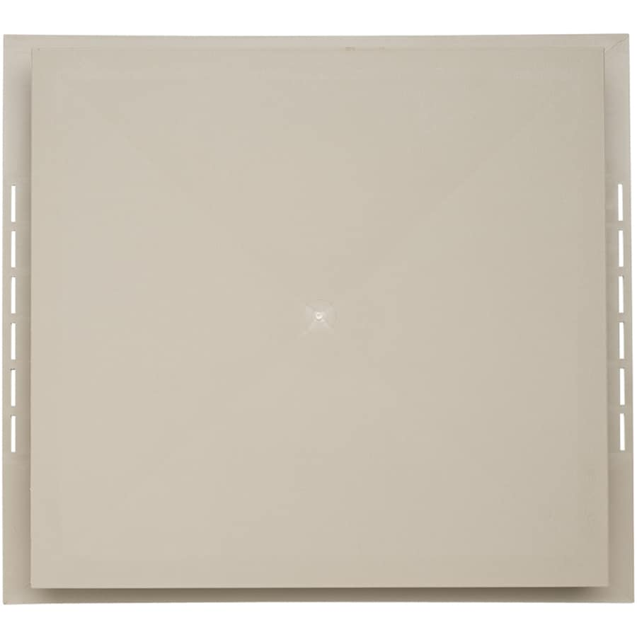 Durabuilt 17.125-in x 19.25-in Clay Vinyl Universal Mounting Block
