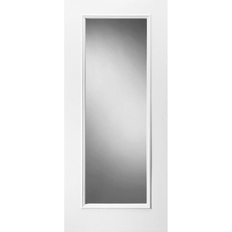 Shop Reliabilt Steel Prehung Entry Door At