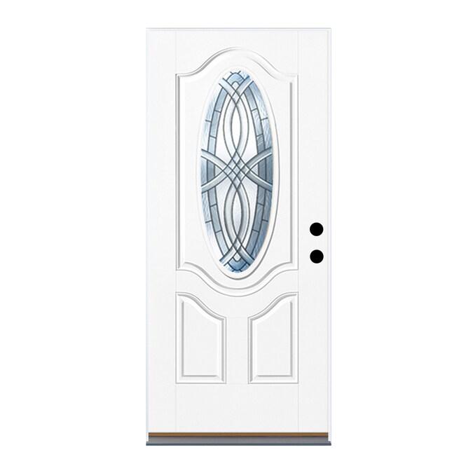 Therma-Tru Benchmark Doors TerraCourt 2-Panel Insulating