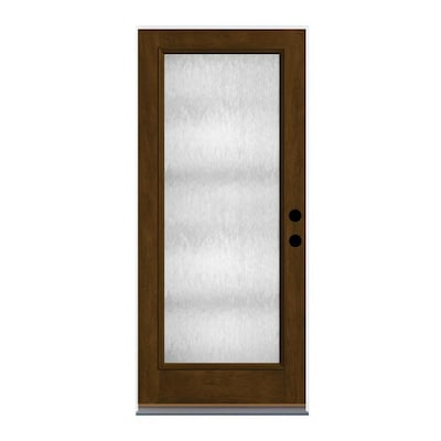 size 40 ec3c1 e0a3f Therma-Tru Chord Full Lite Privacy Glass Left-Hand Inswing ...