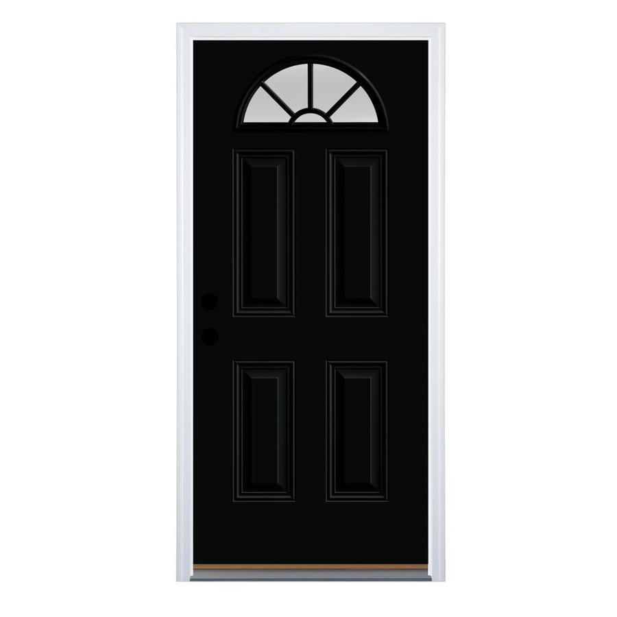 Therma Tru Benchmark Doors Sunburst 1 4 Lite Decorative