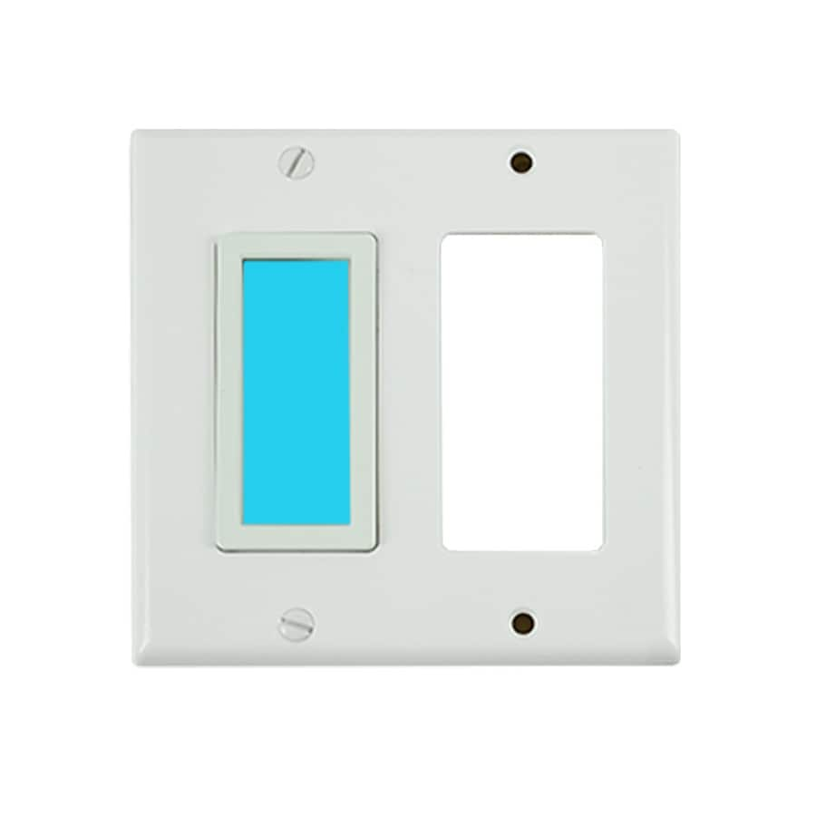 Shop Limelite White Electroluminescent Night Light At