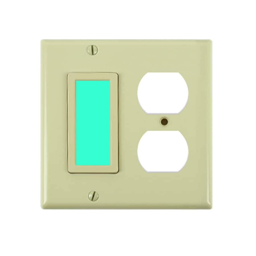 LimeLite Ivory Electroluminescent Night Light