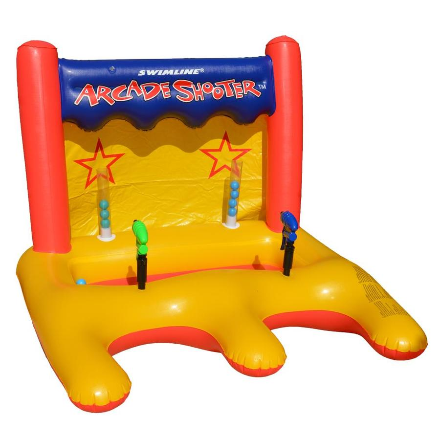Swimline Yellow Swimming Pool Squirt Toys