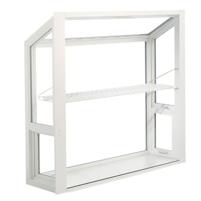 Thermastar By Pella 48 In X 36 Garden Window At Lowes