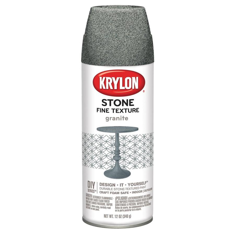Shop Krylon Granite Textured Craft And Home Decor Spray Paint