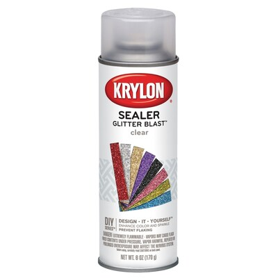 Krylon Clear Sealer Indoor/Outdoor Spray Paint at Lowes com