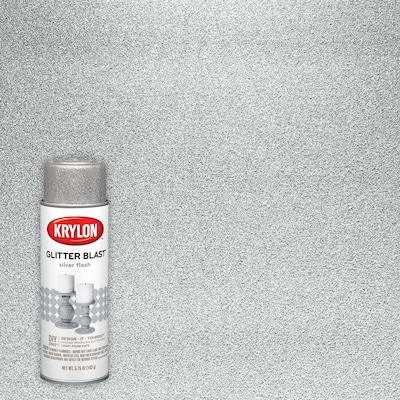 5 75 Oz Silver Flash Gloss Spray Paint