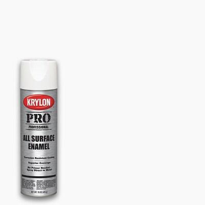 Krylon Professional Semi-gloss White Spray Paint (Actual Net