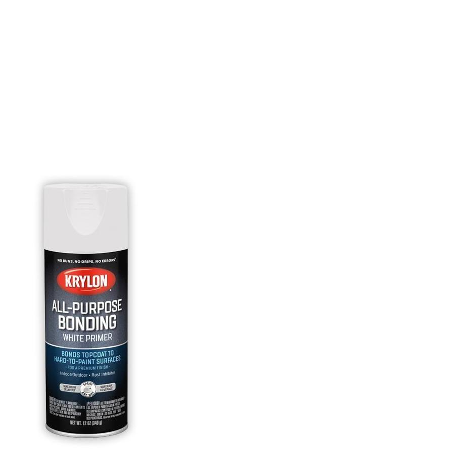 Krylon All-Purpose Bonding Flat White Spray Primer (Actual Net