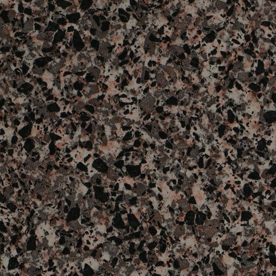 Wilsonart 36-in x 120-in Blackstar Granite Laminate Kitchen Countertop Sheet