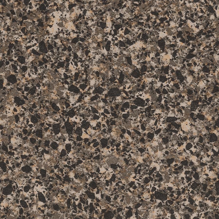 Wilsonart 48-in x 120-in Blackstar Granite Laminate Kitchen Countertop Sheet