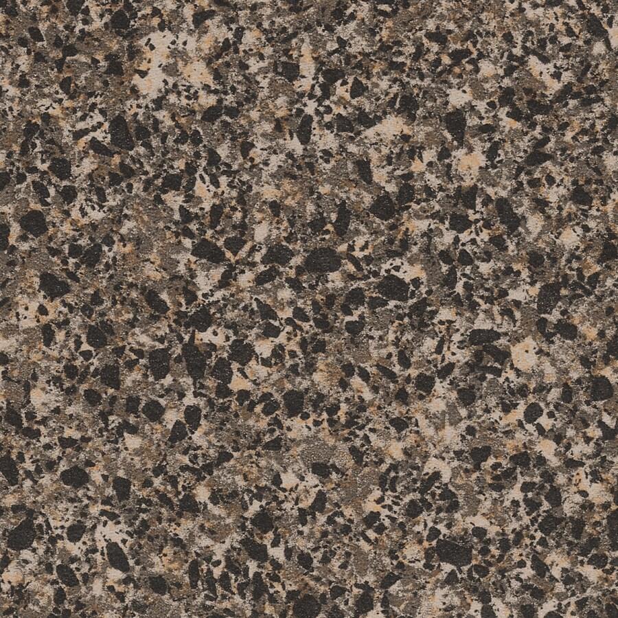 Wilsonart 48-in x 144-in Blackstar Granite Laminate Kitchen Countertop Sheet