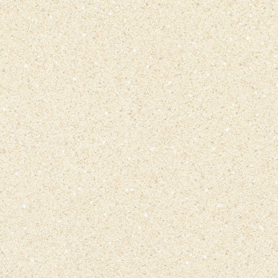 Wilsonart Standard 36-in x 120-in Neutral Glace Laminate Kitchen Countertop Sheet
