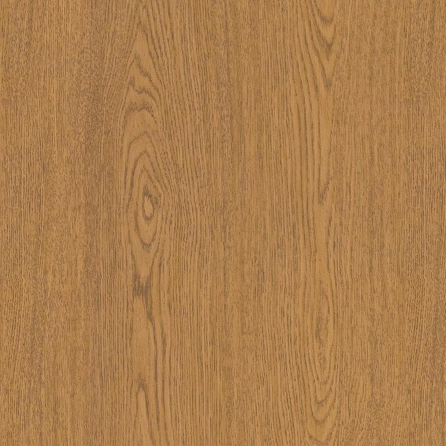 Shop wilsonart standard 60 in x 120 in bannister oak laminate kitchen countertop sheet at for Laminate sheet flooring