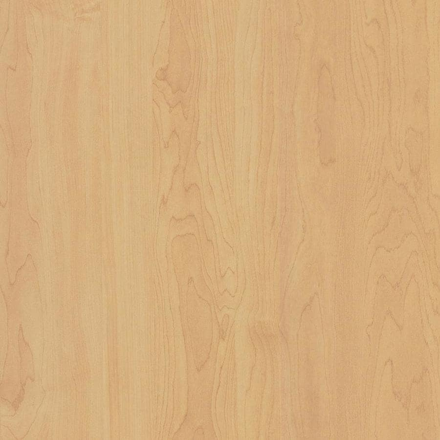 Wilsonart Standard 36-in x 144-in Kensington Maple Laminate Kitchen Countertop Sheet