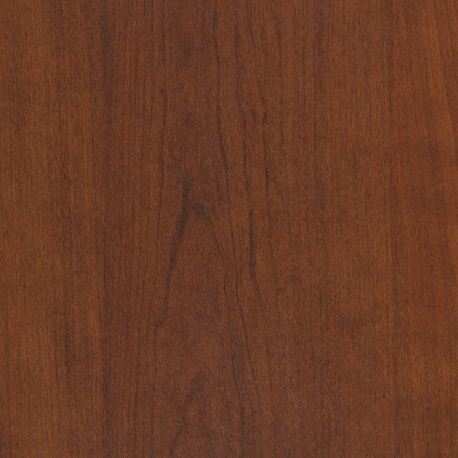 Wilsonart 48-in x 144-in Williamsburg Cherry Laminate Kitchen Countertop Sheet