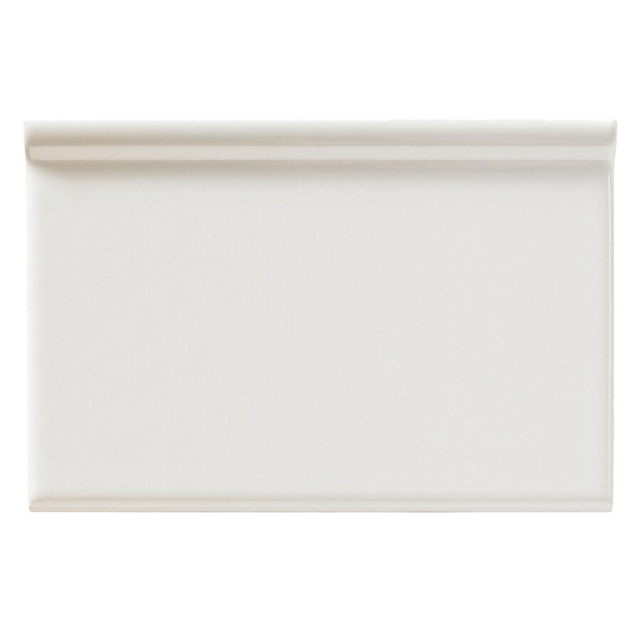United States Ceramic Tile Color Biscuit Ceramic Wall Tile (Common: 4-in x 8-in; Actual: 6-in x 4-in)