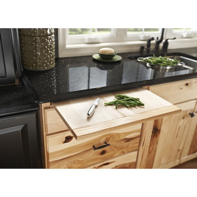 Schuler Cabinetry Tahoe 17.5-in x 14.5-in Natural Stained ...