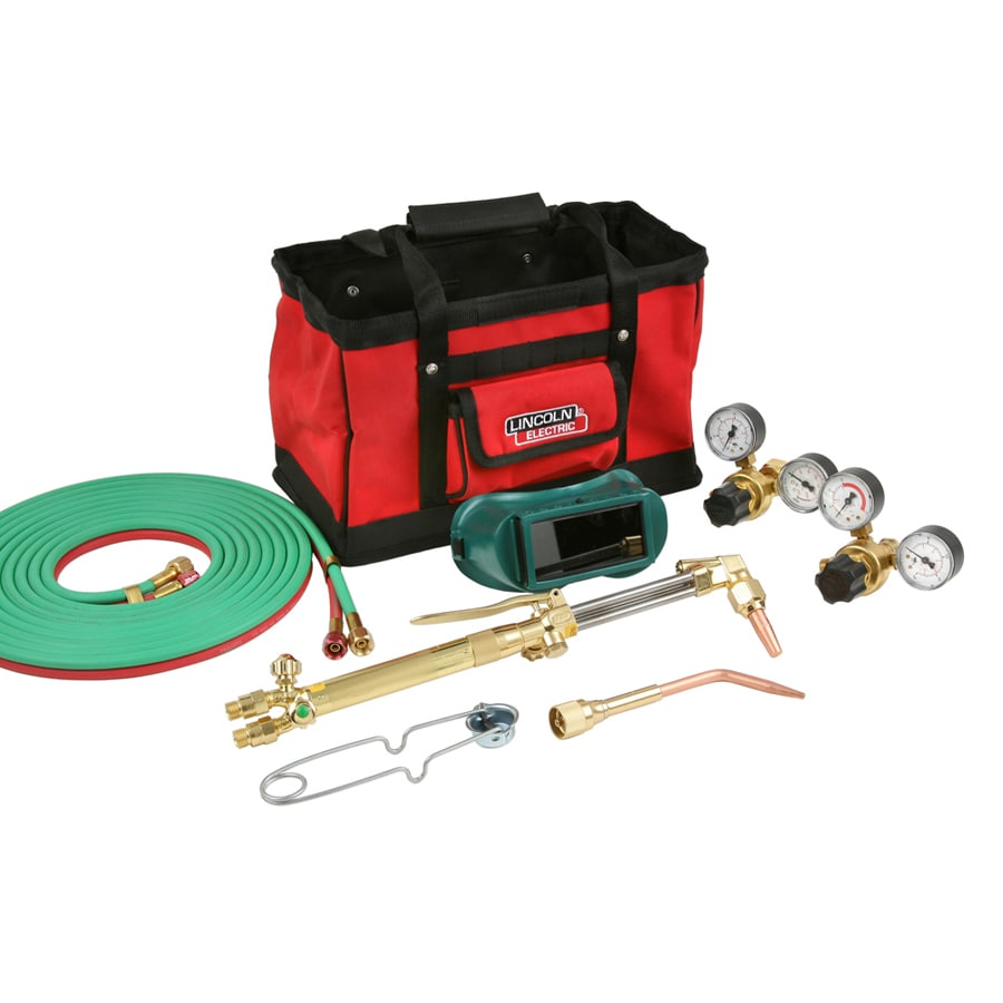 Lincoln Electric Cut Welder Kit At Lowes Com