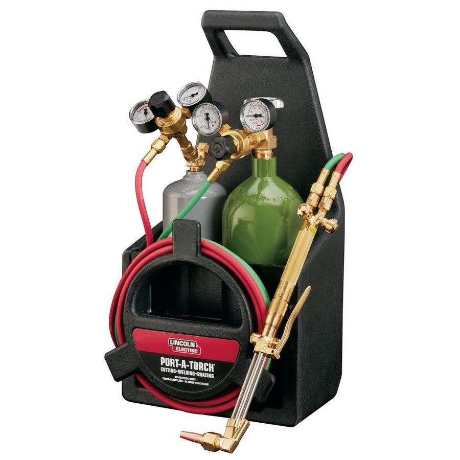 Lincoln Electric Oxygen Welding, Cutting, and Brazing Kit