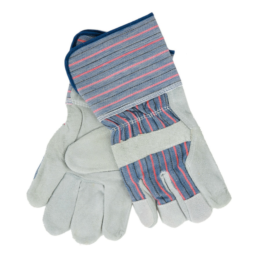 Shop Lincoln Electric Gray Welding Gloves At Lowes Com