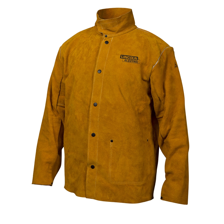 Lincoln Electric Leather Welding Jacket