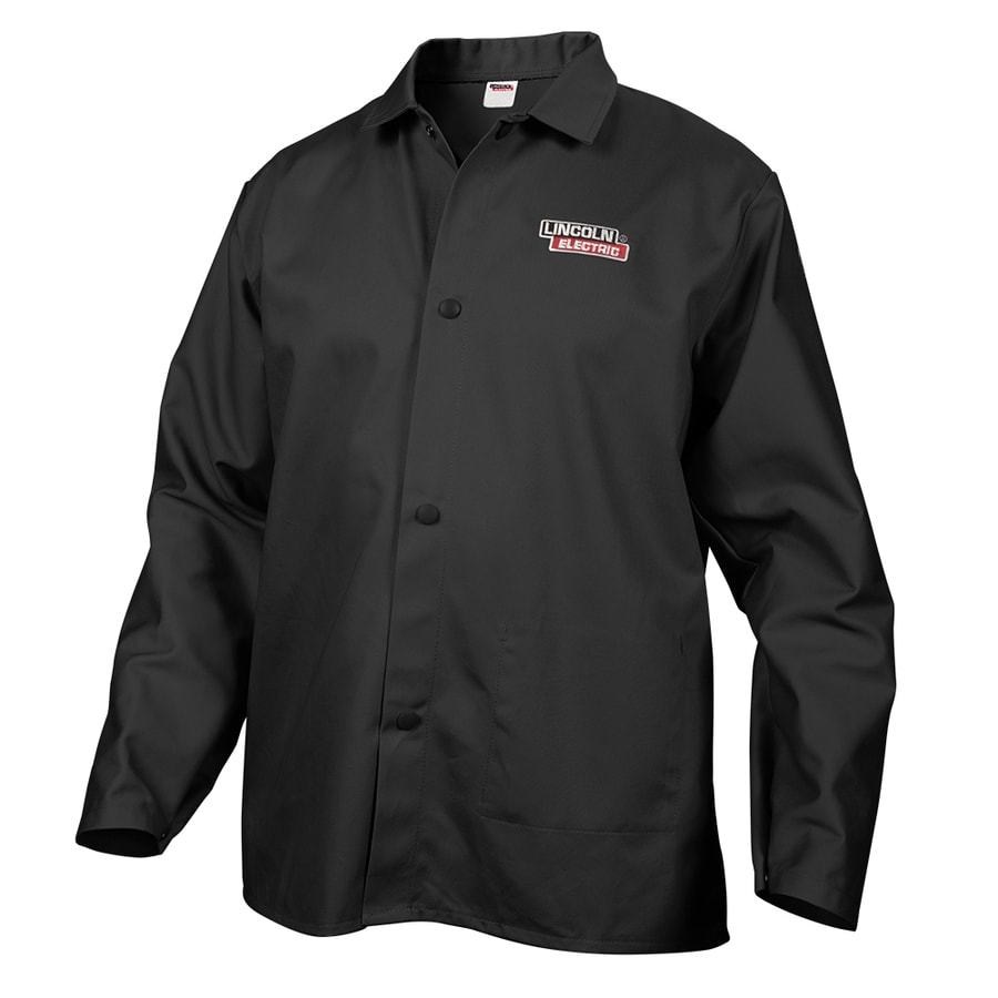 Lincoln Electric Black Welding Jacket