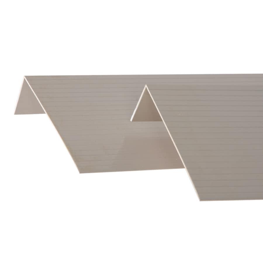 Tuftex Actual 4 In X 48 Deckdrain Tan Under Deck