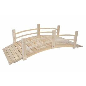 Strange Garden Bridges At Lowes Com Machost Co Dining Chair Design Ideas Machostcouk