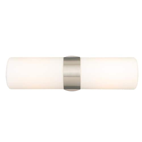 Style Selections 2 Light Nickel Modern Contemporary Vanity