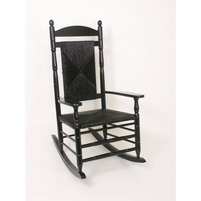 Awe Inspiring Black Outdoor Rocking Chair Andrewgaddart Wooden Chair Designs For Living Room Andrewgaddartcom