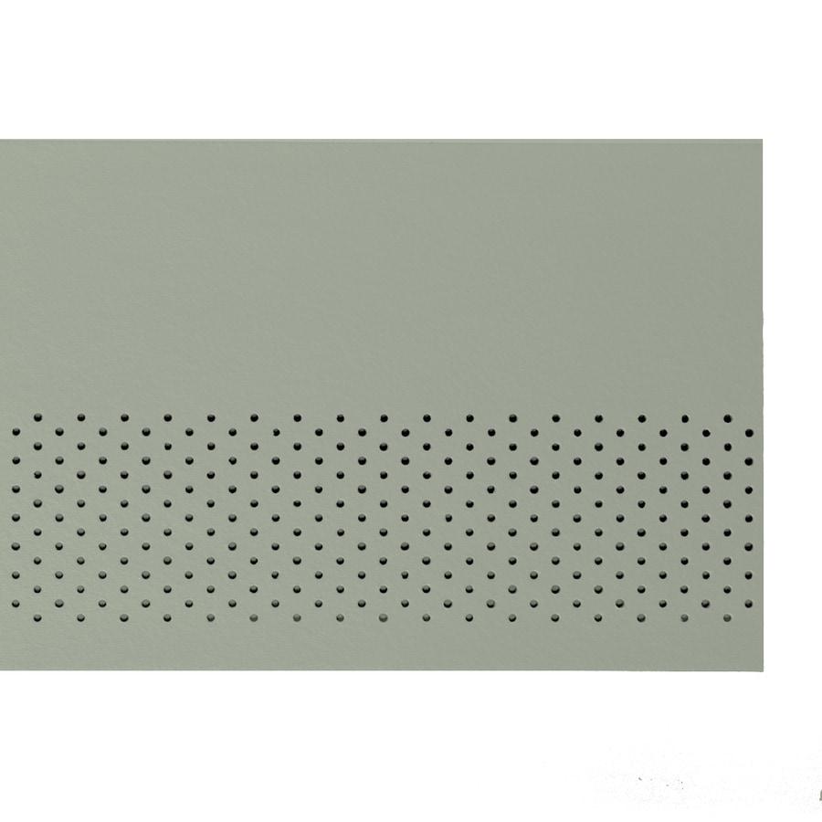 James Hardie 12-in x 144-in HardieSoffit Primed Fiber Cement Vented Soffit
